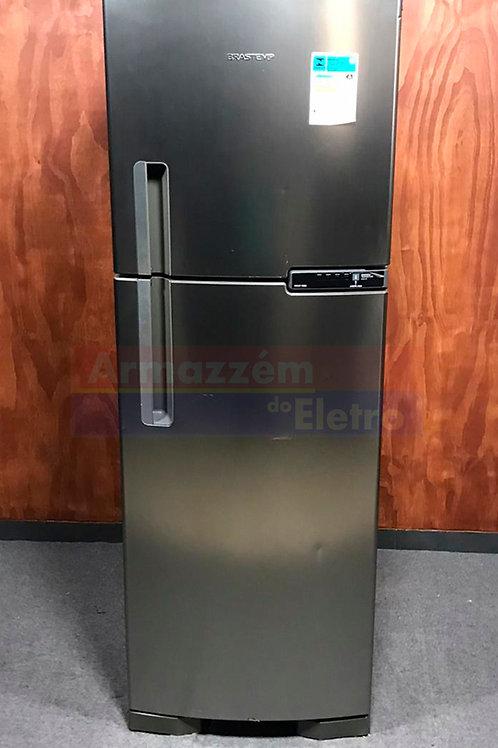 Geladeira Brastemp BRM44HK Frost Free Duplex 375 Litros Inox