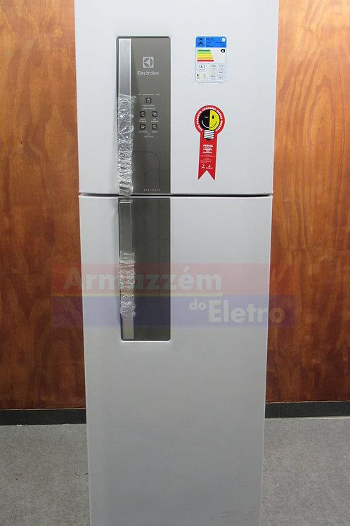Geladeira Electrolux DF44 Frost Free Duplex 402 Litros Painel Blue Touch