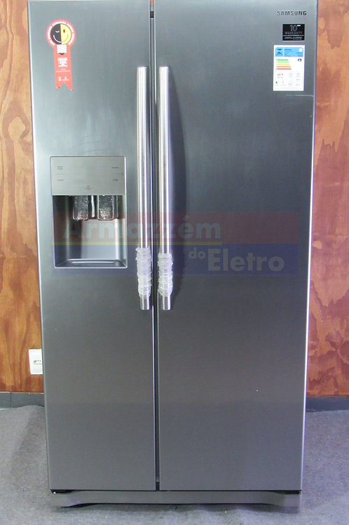Geladeira Samsung RS50N RS50N3413S8 Frost Free Side by Side 501 Litros