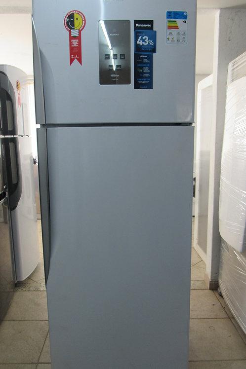 Geladeira Panasonic NR-BT55PV2W Frost Free Duplex 483 Litros Painel Eletrônico