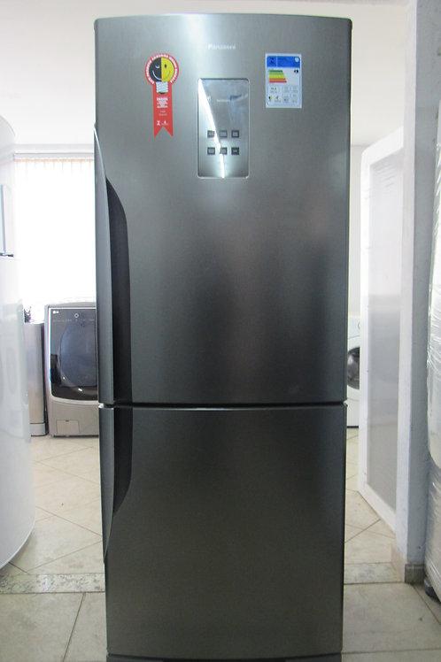 Geladeira Panasonic NR-BB53PV3X Frost Free Inverse 425 Litros Econavi