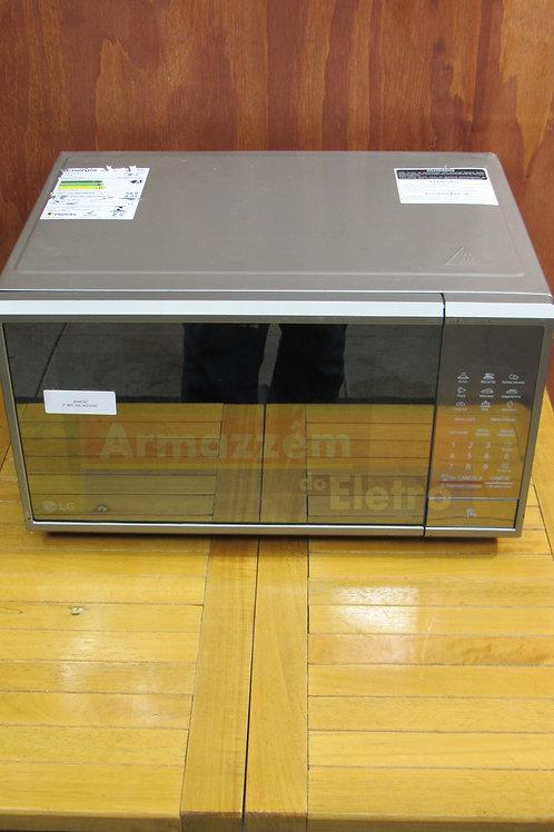 Microondas LG Solo 30 Litros Prata MS3095