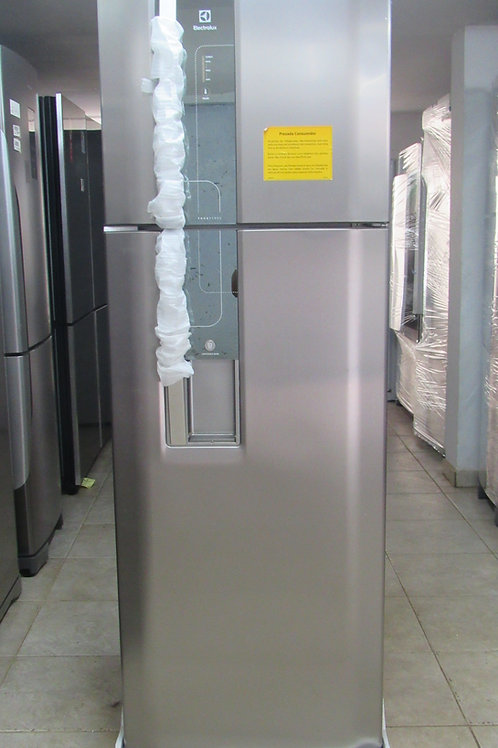 Refrigerador Electrolux DW42X Frost Free Duplex 382 Litros Painel Blue Touch