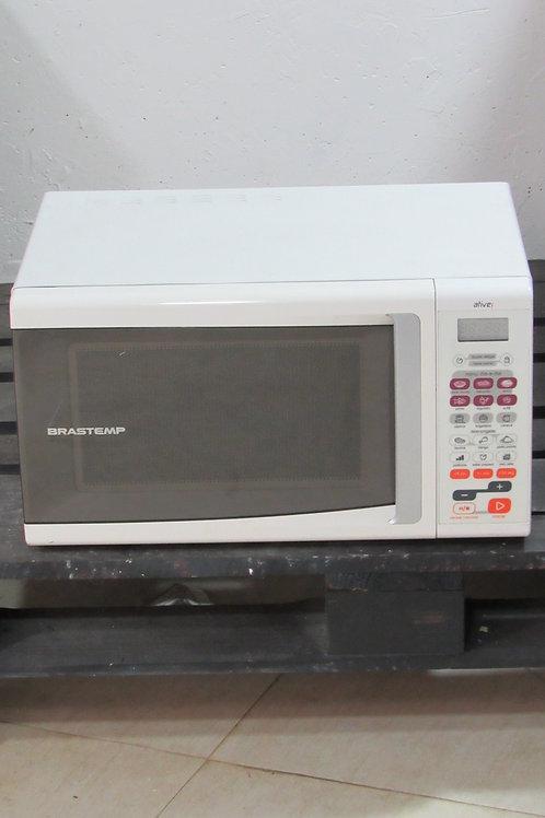 Micro-ondas Brastemp Ative 30 Litros BMS45
