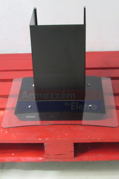 Coifa Parede Esmeralda Touch 60cm Preta 220V - Suggar