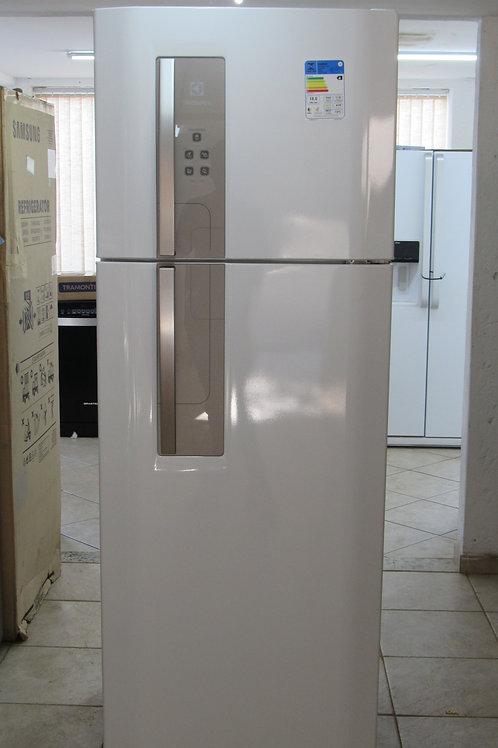 Refrigerador Electrolux Modelo DF54 Duplex 459 Litros Painel Blue Touch