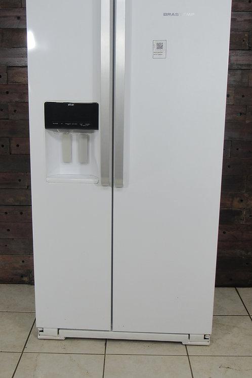 Refrigerador Brastemp Modelo BRS62CB Side by Side 560 Litros