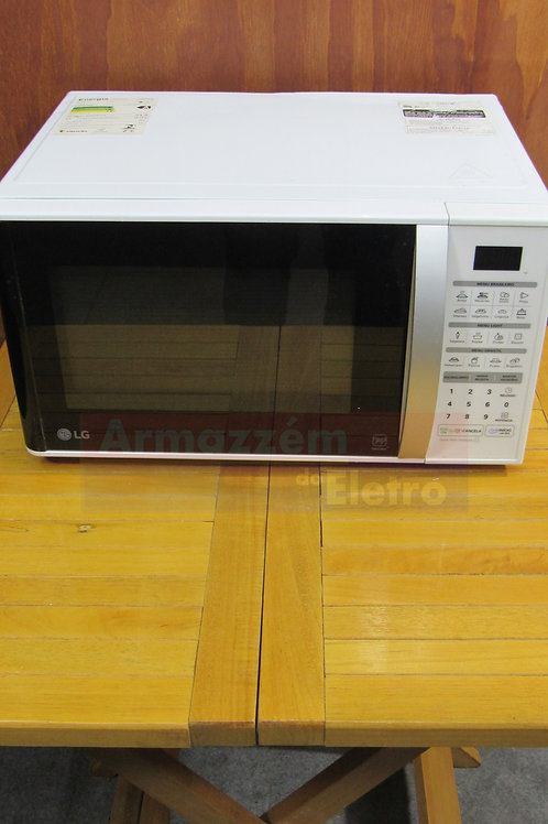 Micro-ondas LG EasyClean 30 Litros MS3052R