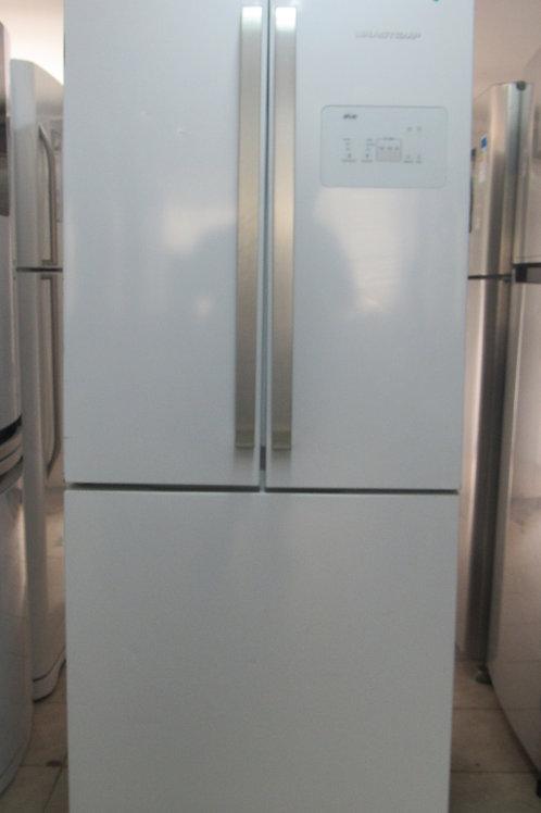 ºGeladeira Brastemp BRO80A Frost Free French Door Inverse 540 Litros Ative!