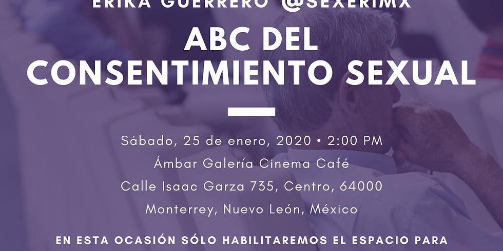 ABC del Consentimiento Sexual