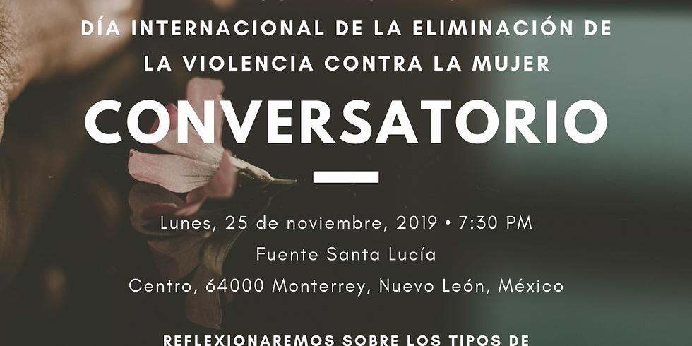 Conversatorio #25N