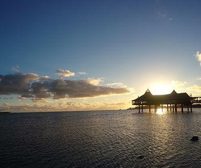 Noumea - sunset with hutr.jpg
