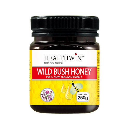 Wild Bush Honey 250g