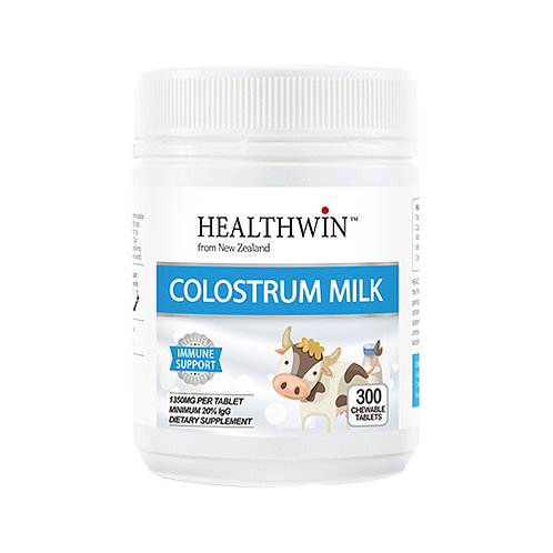 Colostrum Milk 300 Chewable Tablets
