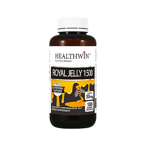 ROYAL JELLY 1500 180 powder Capsules