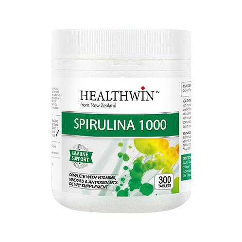 SPIRULINA 1000 300Tablets
