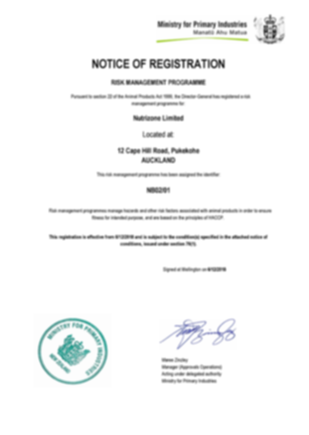 RMP Certificate for Nutrizone_1.png