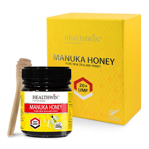 MANUKA HONEY UMF 20+ 250g