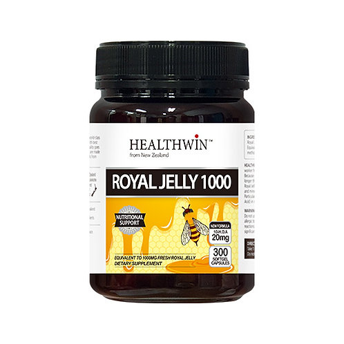 ROYAL JELLY 1000 300 Capsules