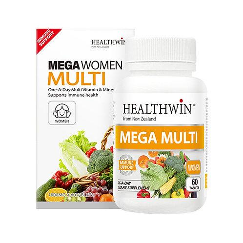 MEGA Women MULTI 60 TABLETS
