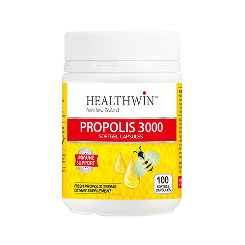 Propolis 3000 100 Softgel Capsules