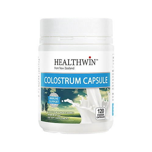 Colostrum 120 Powder Capsule