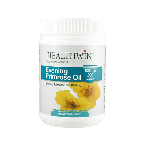 Evening Primrose Oil 1000mg 300 Capsules