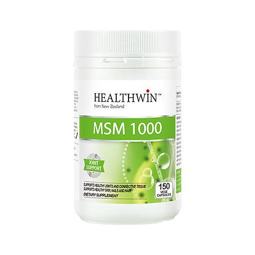 MSM 1000 150 Capsules
