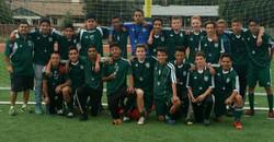 U16B United Cup 2015