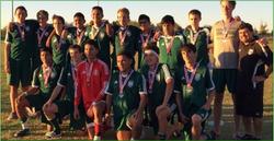 U18 Patriot Cup