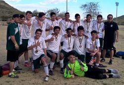 U16B Inferno Cup 2016