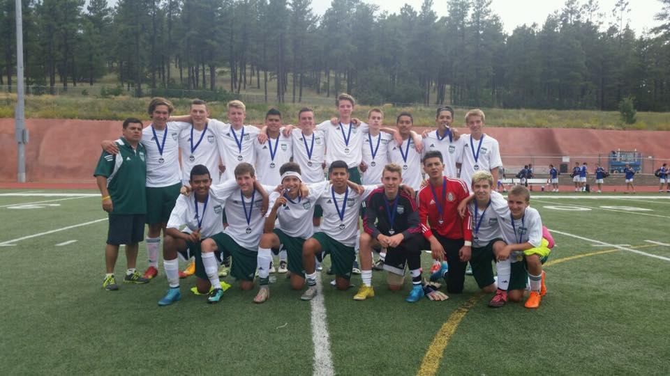U18B United Cup 2015