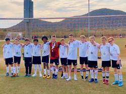 2008 Boys - 2020 Desert Classic
