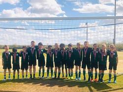 2008 Boys - 2020 Ostrich
