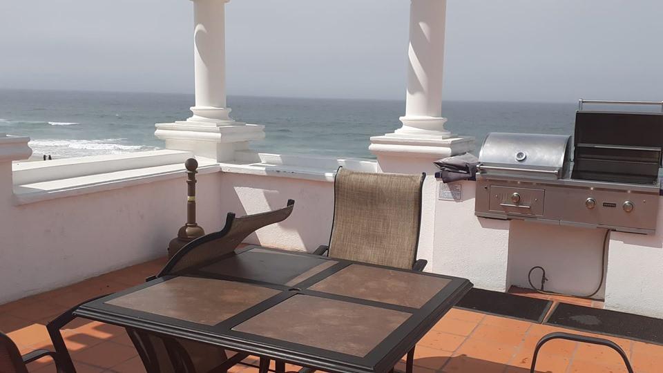 BBQ ocean front