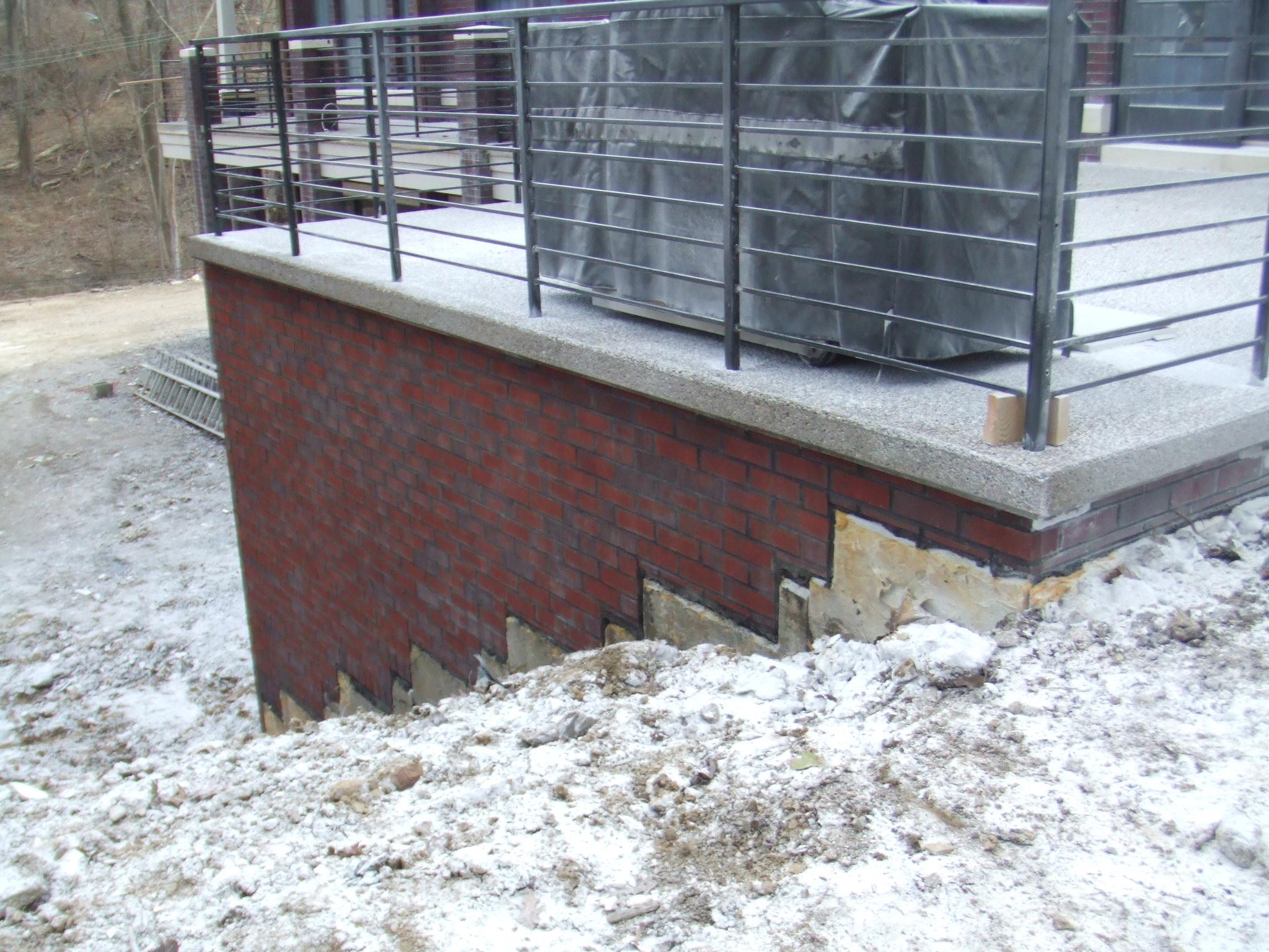 Foundation Wall A
