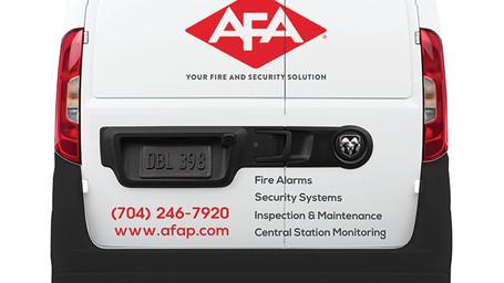 AFA Fleet Graphics