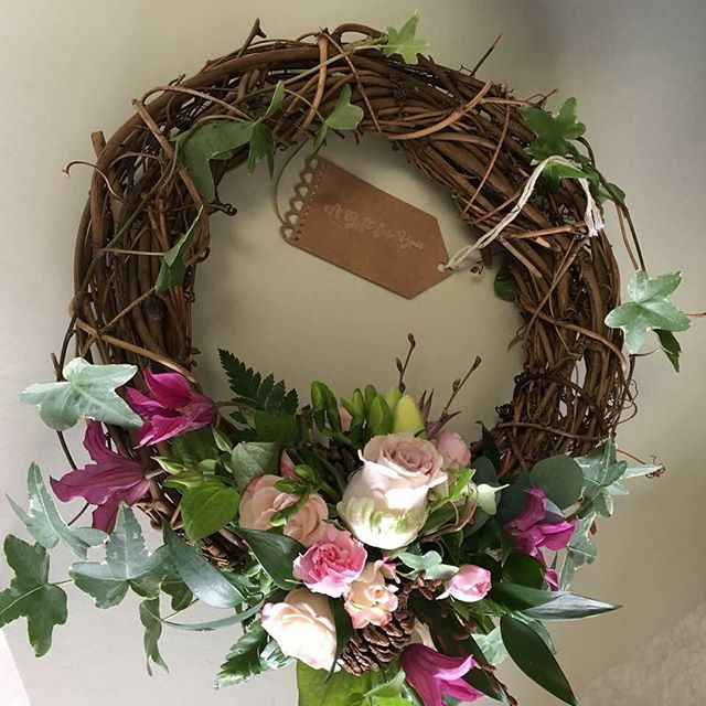 #enchantedfloristworcs #spring #flowers #mothersday  #gift - an alternative to bunch of flowers brig