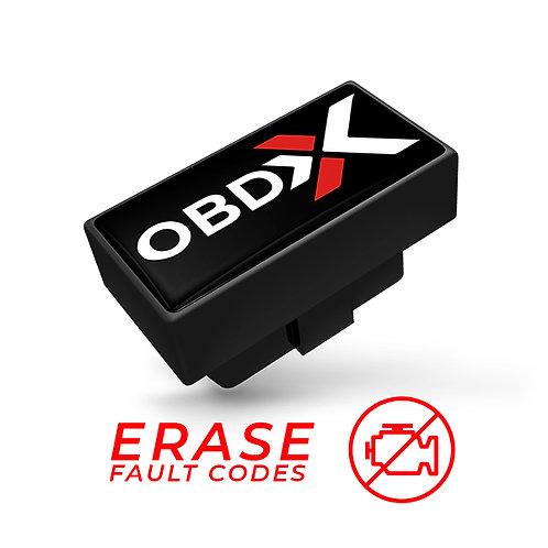 OBDX-DTC (Reset spia motore)