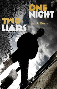 A novel by Brian G Burns, available from Amazon