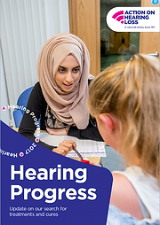 Action on Hearing Loss's 2017 Research Report