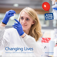 British Lung Foundation's 2015 Research Report