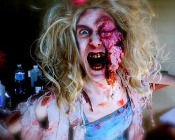 Zombie Girlfriend Foam Latex