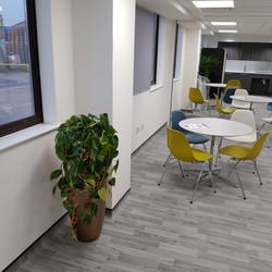 Reading Office Interior Design