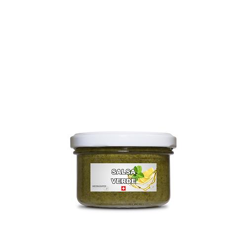 Salsa Verde - 120 ML.