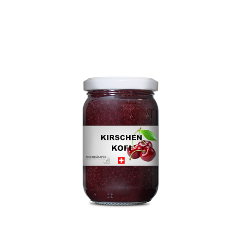 Kirschen-Konfi - 250 G.