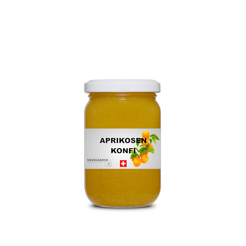 Aprikosen-Konfi - 250 G.