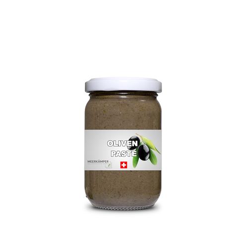 Oliven Paste - 212 ML.