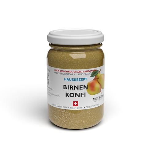 Birnen-Konfi - 250 g