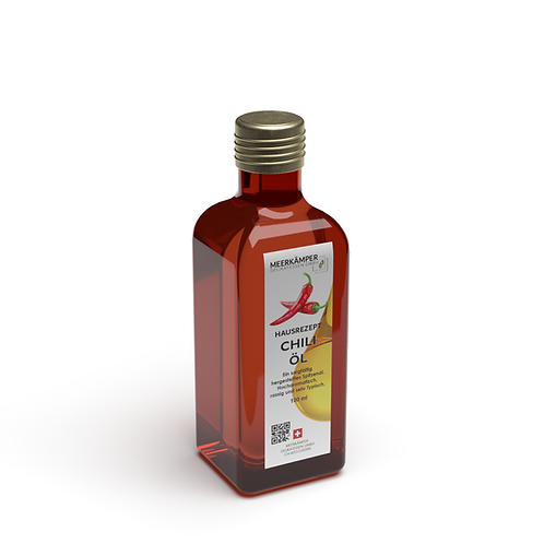 Chili Öl - 100 ml